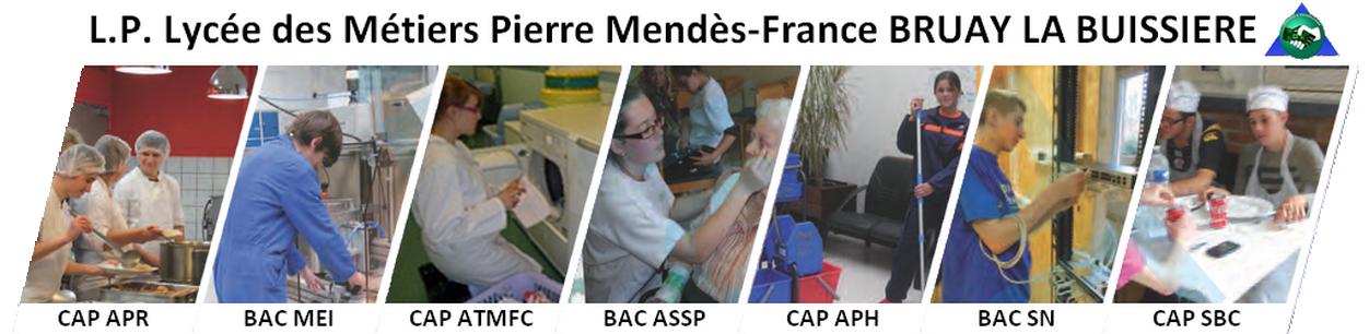 Lycée Professionel Pierre Mendès France